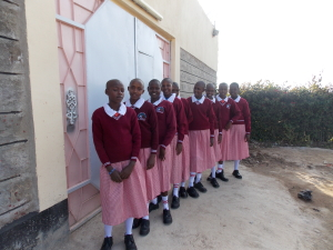Naikara Boarding Primary Sponsored Children