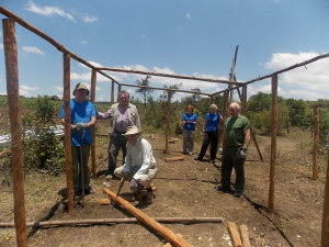 Mission Direct Group helping us build the apiary